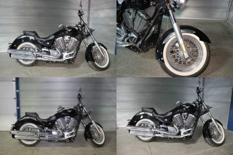 2013 Victory Boardwalk™ Black for sale craigslist photo