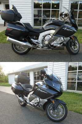 2014 BMW K-Series Gray for sale