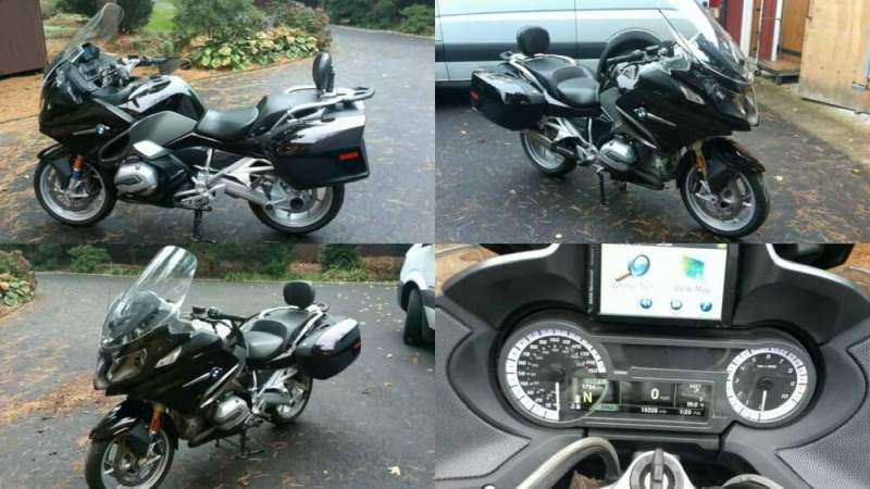 2014 BMW R-Series Black for sale craigslist photo