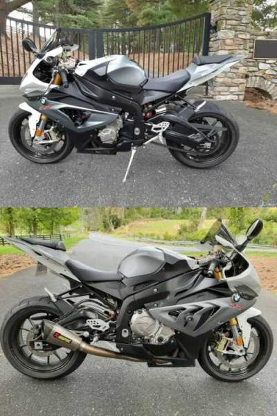 2014 BMW S1000RR  for sale craigslist photo