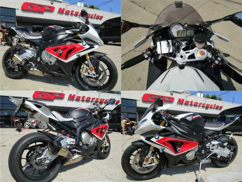 2014 BMW S1000RR Red for sale craigslist