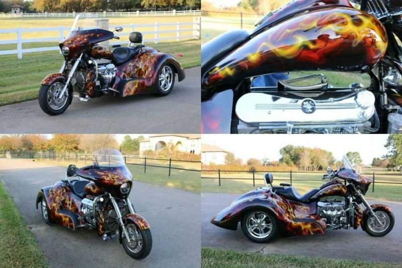 2014 Boss Hoss Gangsta Trike 6.2 LS Other for sale craigslist photo