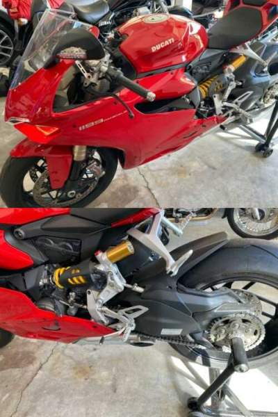 2014 Ducati Superbike Red for sale craigslist photo