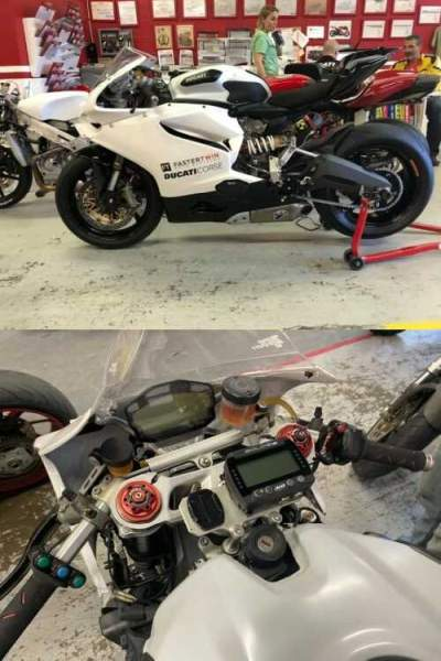 2014 Ducati Supersport White for sale craigslist photo