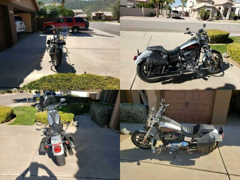 2014 Harley-Davidson Dyna FXDL Low Rider - Two-Tone Option  for sale craigslist photo