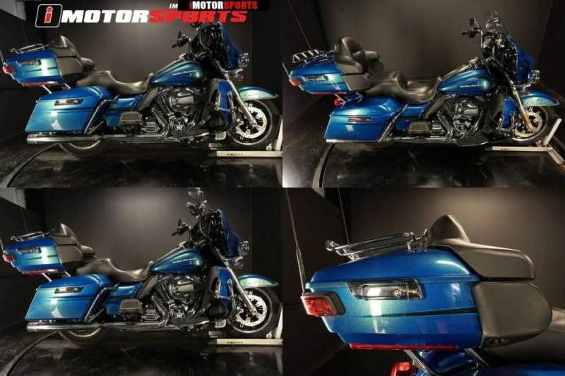 2014 Harley-Davidson FLHTK - Electra Glide Ultra Limited Blue for sale craigslist photo