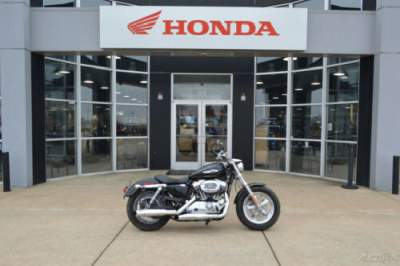2014 Harley-Davidson Sportster 1200 Custom Black for sale