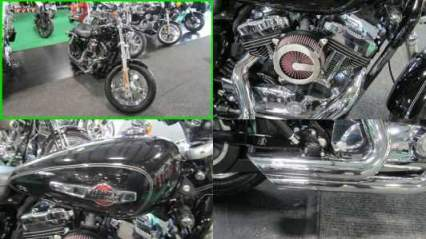 2014 Harley-Davidson Sportster 1200 Custom Black for sale craigslist photo