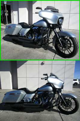 2014 Harley-Davidson Touring Silver for sale craigslist photo