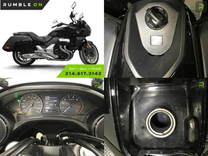 2014 Honda CT CALL (877) 8-RUMBLE Black for sale craigslist photo