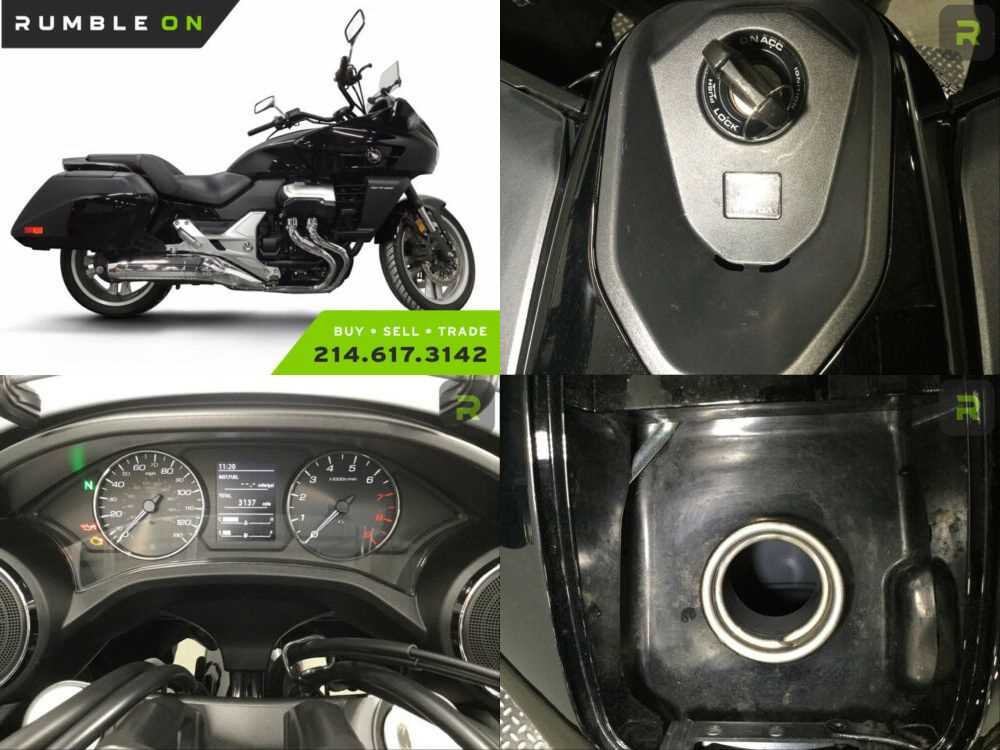 2014 Honda CT CALL (877) 8-RUMBLE Black for sale craigslist