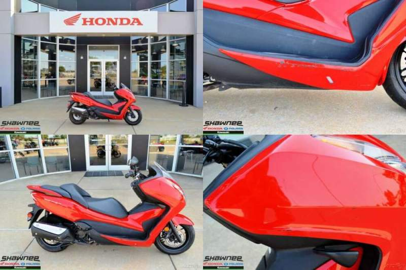 2014 Honda Forza Red for sale craigslist photo