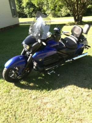 2014 Honda Honda Gold Wing Valkyrie Blue for sale craigslist