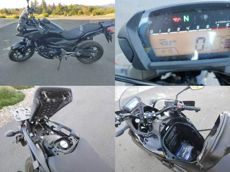2014 Honda NC700X Black for sale craigslist photo