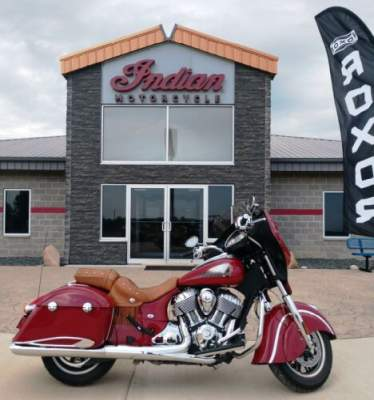 2014 Indian Chieftain™ Red for sale craigslist photo