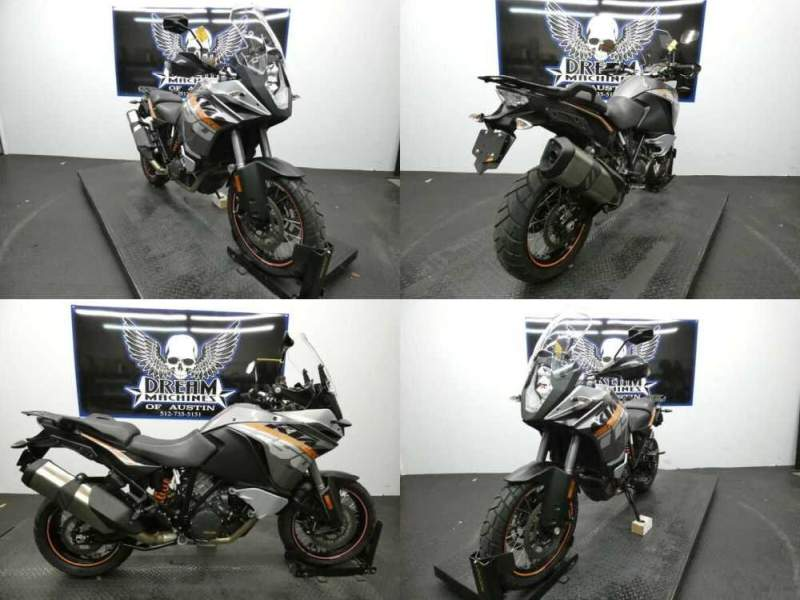 2014 KTM 1190 Adventure Gray for sale