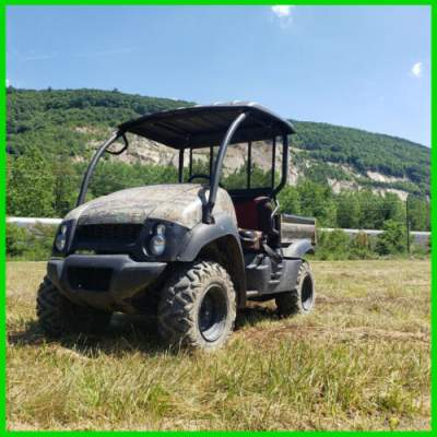 2014 Kawasaki MULE 610 4X4 XC  for sale craigslist photo