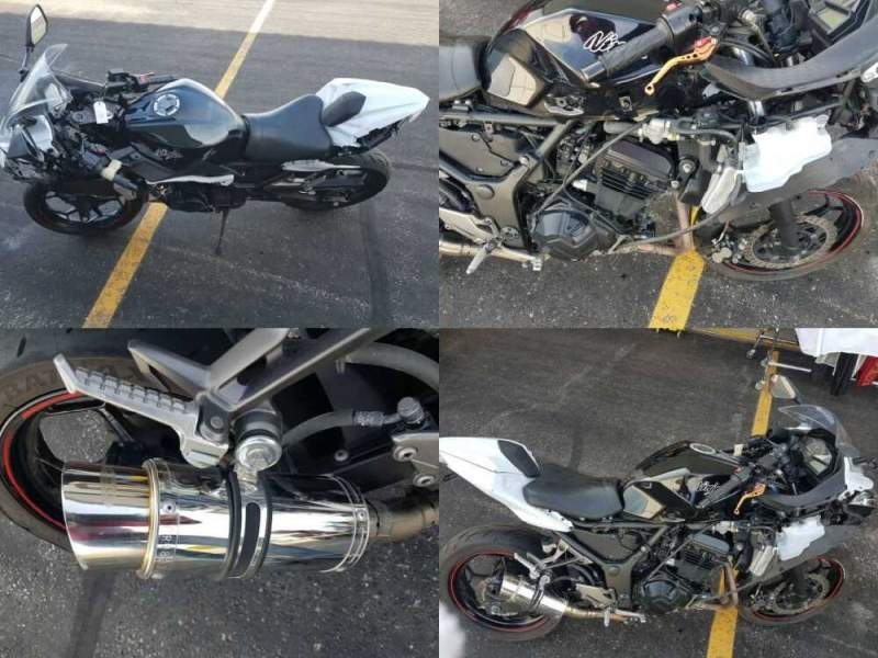 2014 Kawasaki Ninja  for sale craigslist photo