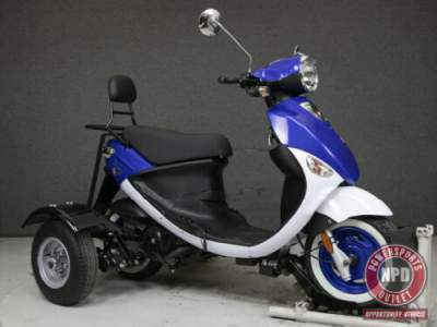 2014 Other Makes Buddy 170I WTRIKE KIT BLUE/WHITE for sale