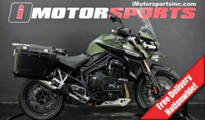 2014 Triumph Tiger Green for sale craigslist
