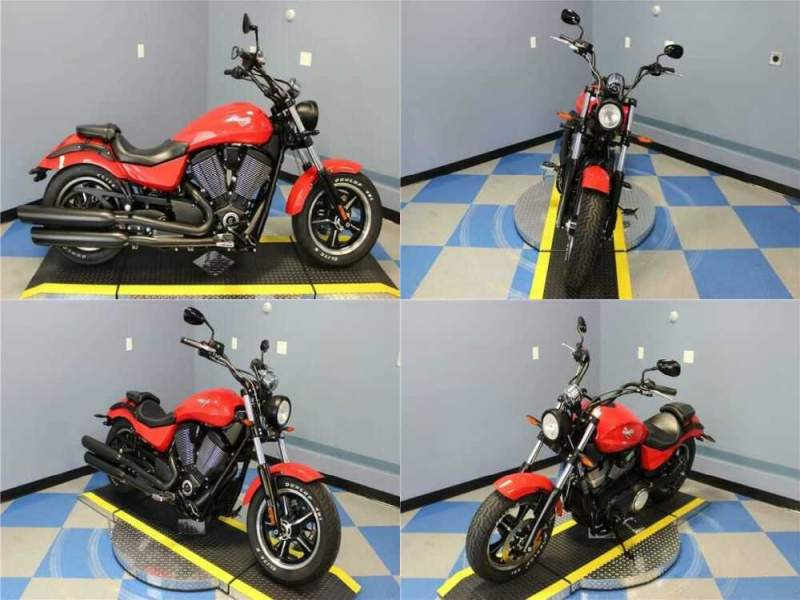 2014 Victory Judge Red for sale craigslist photo