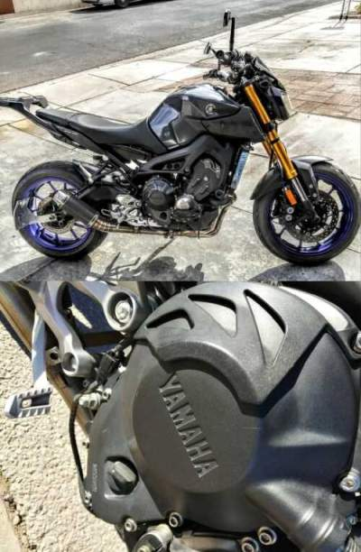 2014 Yamaha FZ Gray for sale craigslist photo
