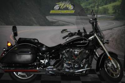 2014 Yamaha V Star® 1300 Tourer Black for sale craigslist