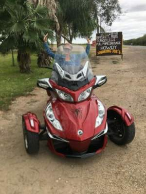 2015 Can-Am RT Red for sale craigslist photo