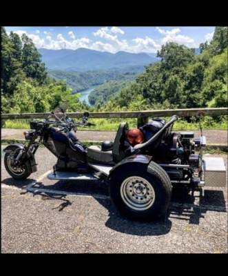 2015 Custom Built Motorcycles Volkswagen Custom for sale craigslist photo