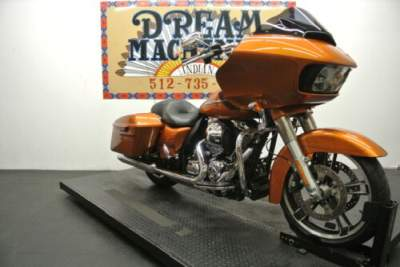 2015 Harley-Davidson FLTRXS - Road Glide Special -- Amber Whiskey for sale craigslist photo
