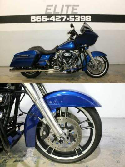 2015 Harley-Davidson Road Glide Special Blue for sale craigslist photo