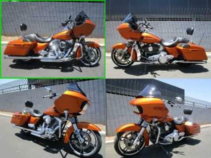 2015 Harley-Davidson Touring Amber Whiskey for sale craigslist photo