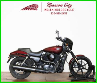 2015 Harley-Davidson XG500 - Street 500 Mysterious Red Sunglo for sale