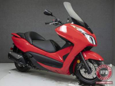 2015 Honda Forza NSS300 300 Red for sale craigslist