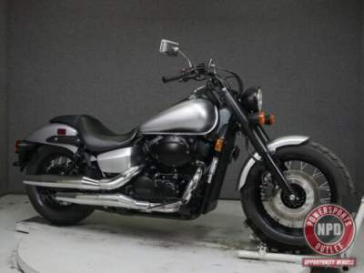 2015 Honda Shadow VT750 750 PHANTOM Gray for sale