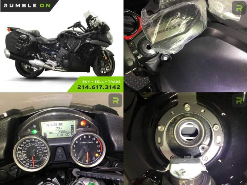 2015 Kawasaki Vulcan CALL (877) 8-RUMBLE Black for sale craigslist photo