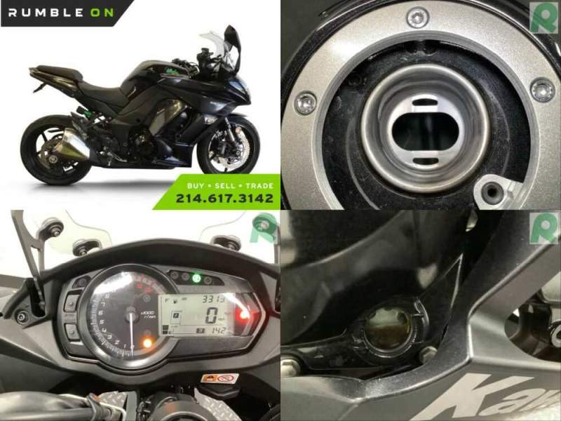 2015 Kawasaki Vulcan CALL (877) 8-RUMBLE Black for sale