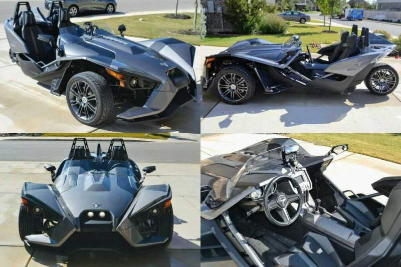 2015 Polaris Slingshot SL  for sale craigslist photo