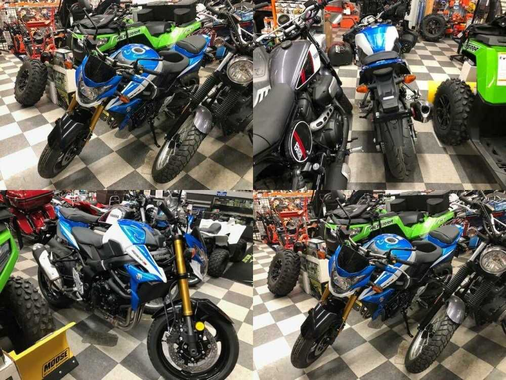 2015 Suzuki GSX / Katana Blue for sale craigslist photo