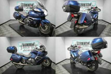 2015 Triumph Trophy Blue for sale craigslist