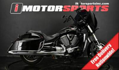 2015 Victory Cross Country 8-Ball Gloss Black Black for sale craigslist photo
