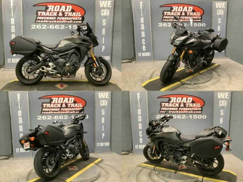 2015 Yamaha FJ-09 Gray for sale craigslist photo