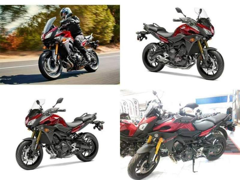 2015 Yamaha FJ-09 Red for sale craigslist photo