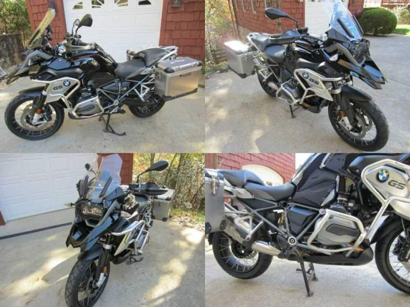 2016 BMW R-Series Black for sale craigslist photo