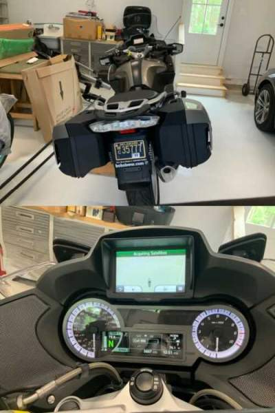 2016 BMW R-Series 1200 RT Champagne for sale