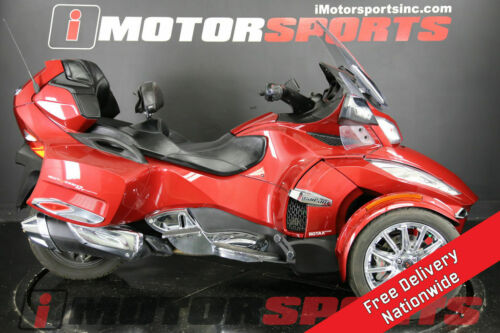 2016 Can-Am Spyder RT Limited 6-Speed Semi-Automatic (SE6) Red for sale craigslist photo