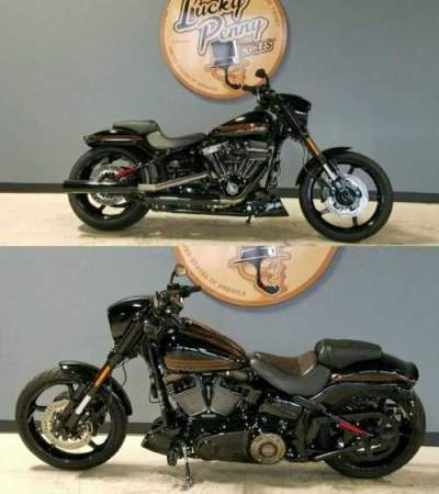 2016 Harley-Davidson CVO Pro Street Breakout Black for sale craigslist photo
