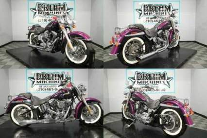 2016 Harley-Davidson Softail Purple for sale craigslist photo