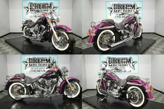 2016 Harley-Davidson Softail Purple for sale craigslist