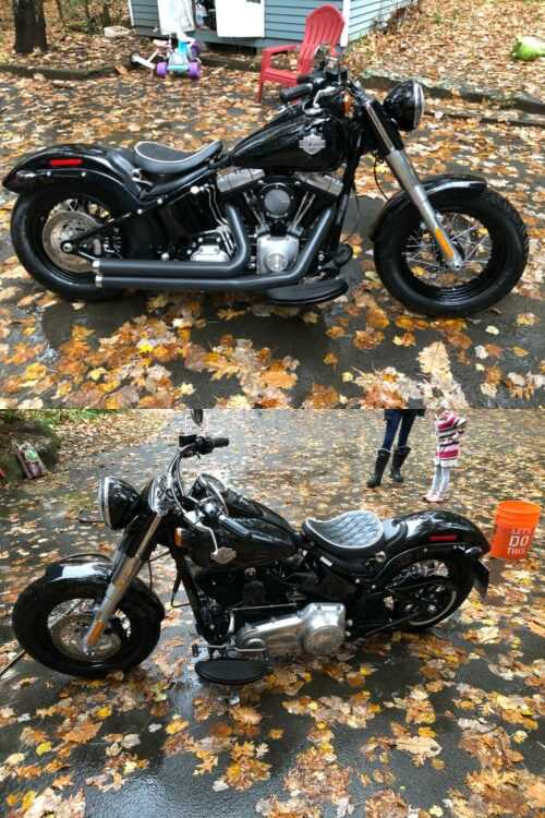 2016 Harley-Davidson Softail Slim™ Cruiser Softail Vivid Black for sale